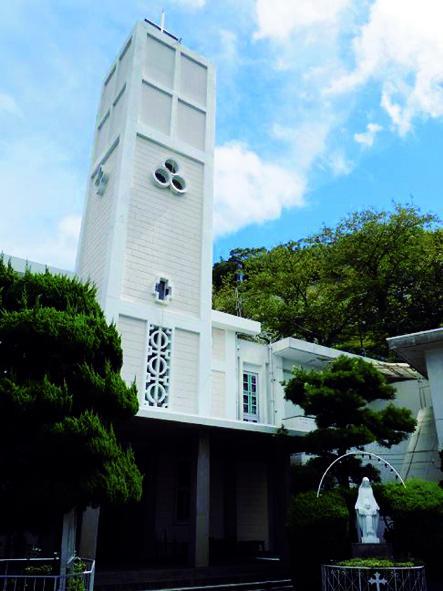 愛宕教会-1