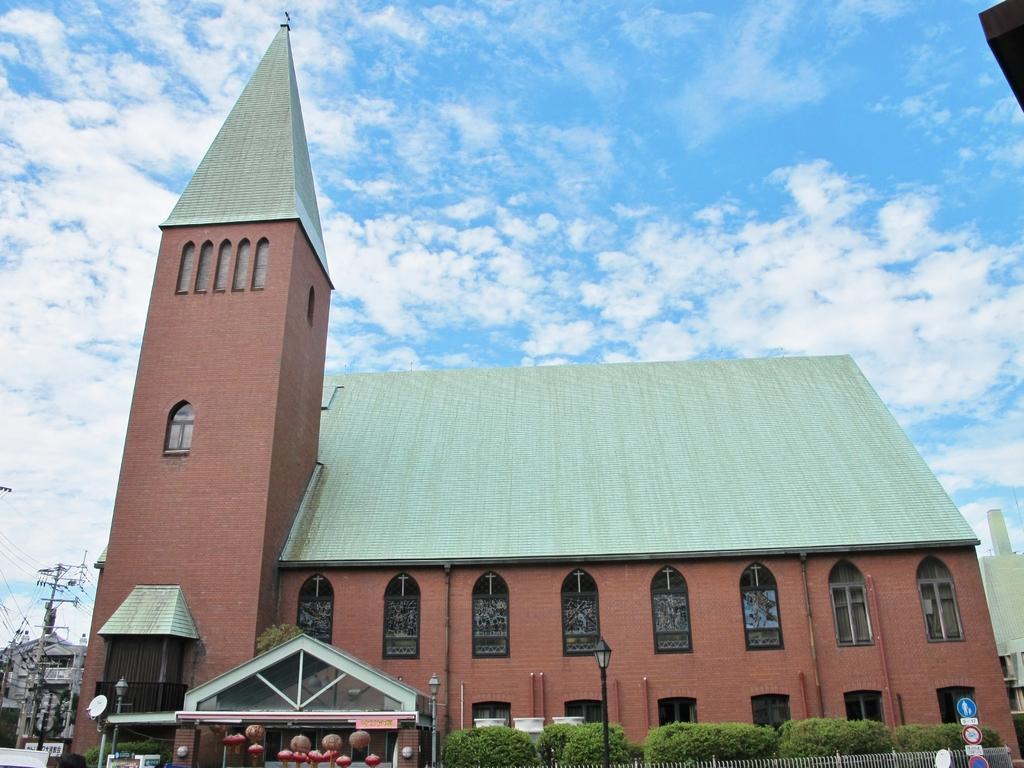 大浦教会-1