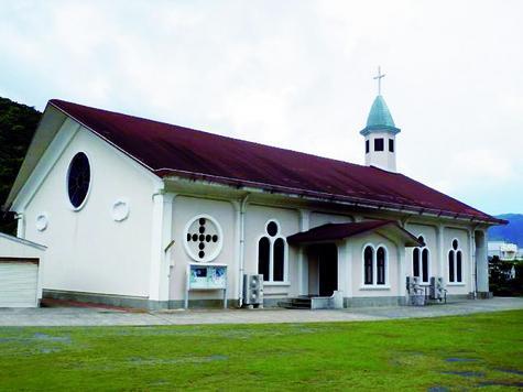 香焼教会-1
