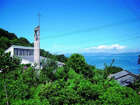 大明寺教会-1