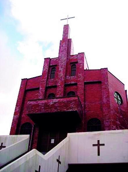 雲仙教会-1