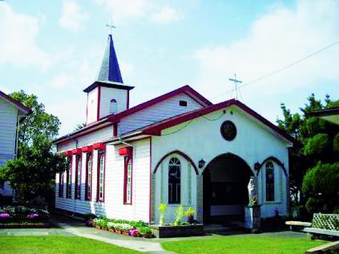 愛野教会-1