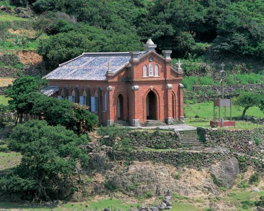 旧野首教会-0