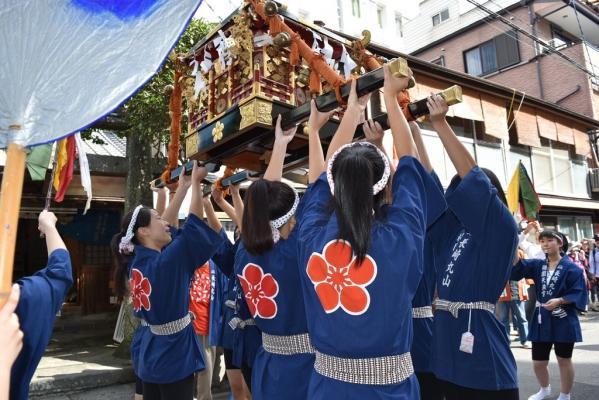 Maruyama Hana Festival (Maruyama Women's Festival)-2