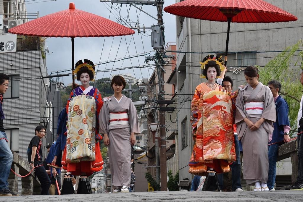 Maruyama Hana Festival (Maruyama Women's Festival)-1