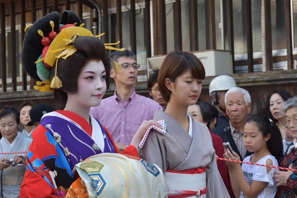 Maruyama Hana Festival (Maruyama Women's Festival)-6