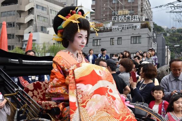 Maruyama Hana Festival (Maruyama Women's Festival)-4