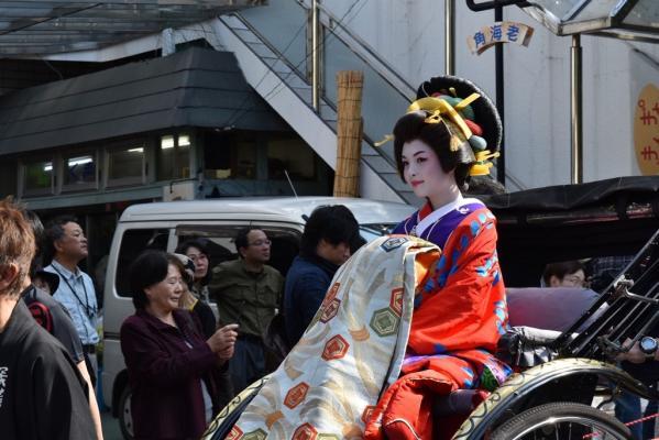 Maruyama Hana Festival (Maruyama Women's Festival)-3