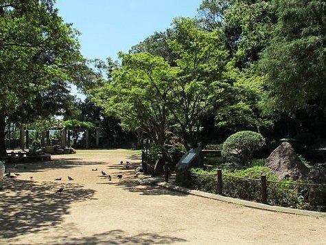 長崎公園-1