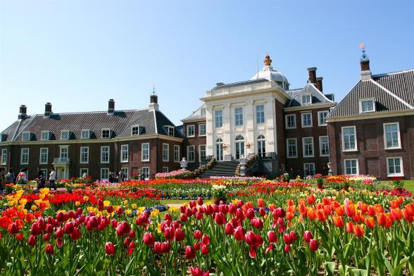 The Huis Ten Bosch Tulip Festival-5