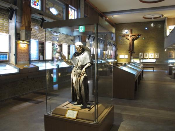 日本二十六圣人记念馆-1