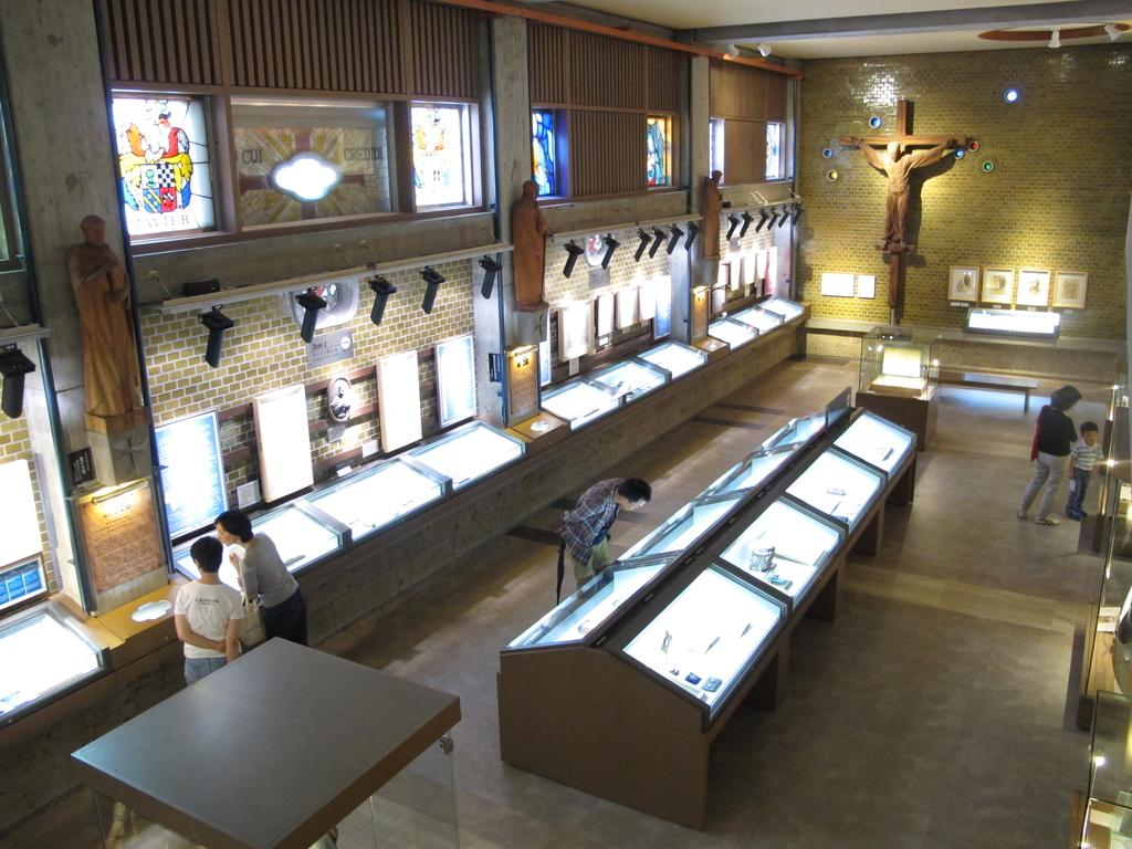 The Twenty-Six Martyrs Museum and Monument-0
