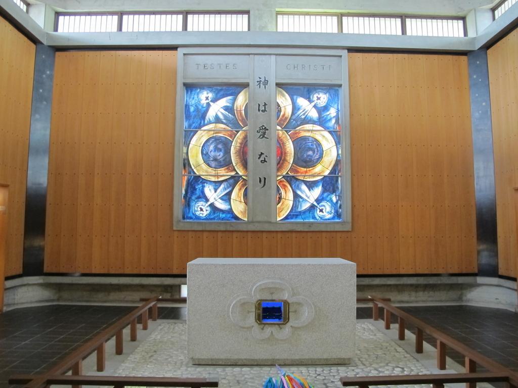 日本二十六圣人记念馆-2