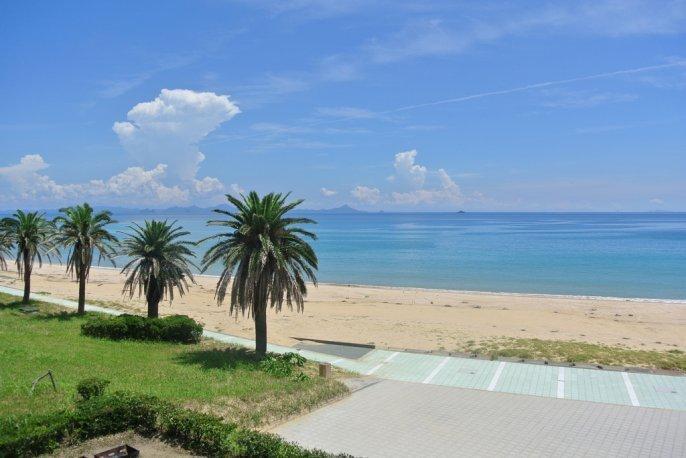 スゲ浜海水浴場-1