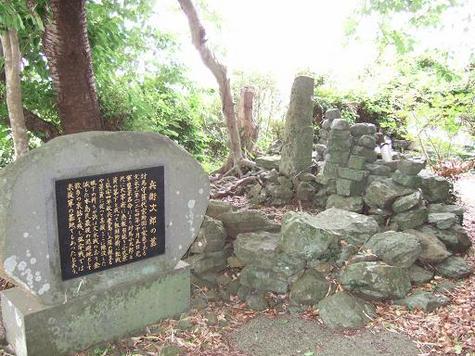 兵衛次郎の墓-1