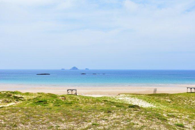 大浜海水浴場(キャンプ場)-1