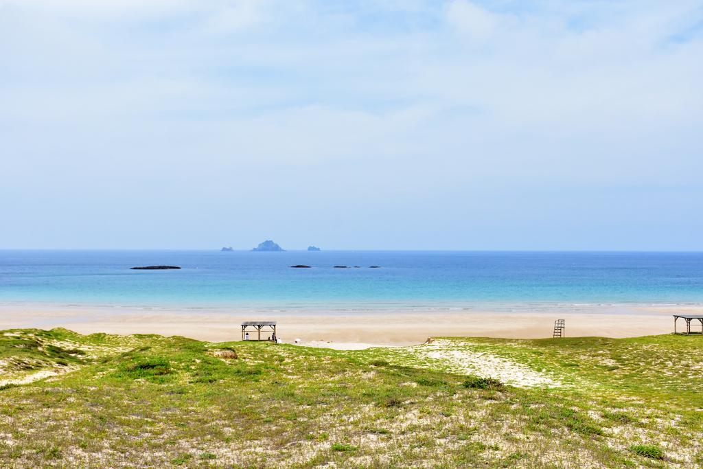 【宇久島】大浜海水浴場(キャンプ場)-1