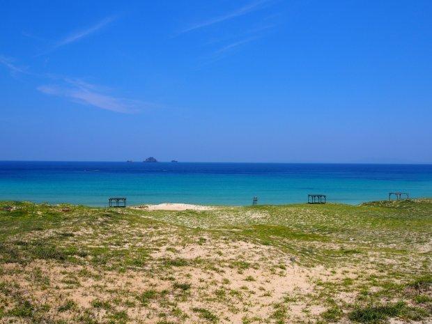 大浜海水浴場(キャンプ場)-9