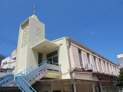 八幡町教会-1