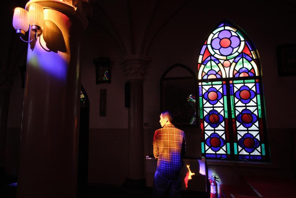カトリック三浦町教会-2