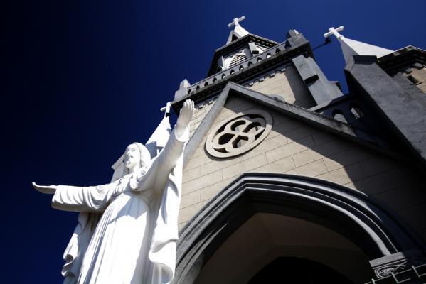 カトリック三浦町教会-0