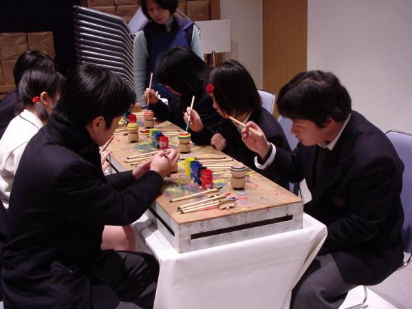 Sasebo Top Painting Experience-3