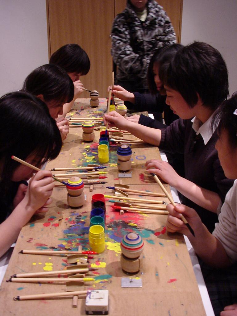 Sasebo Top Painting Experience-4