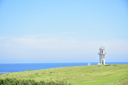 【宇久島】野方海岸(対馬瀬灯台)-0