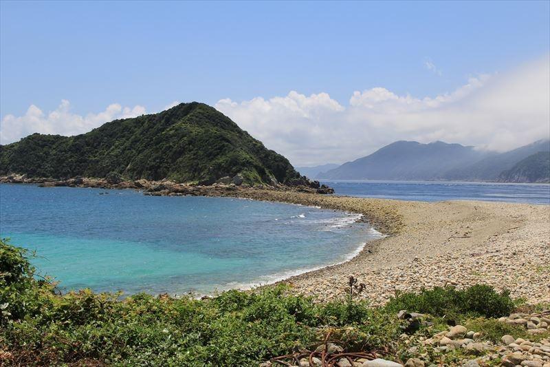 前島のトンボロ-1
