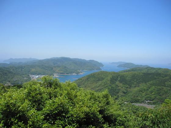 城岳展望台(奈留島)-4