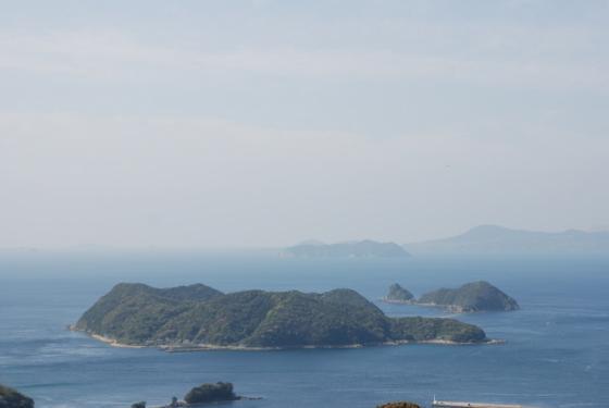 城岳展望台(奈留島)-5