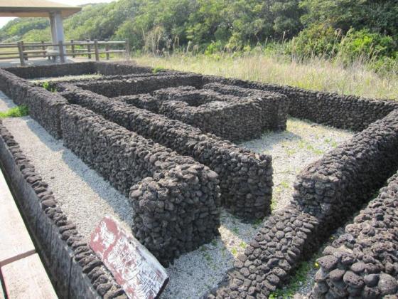 勘次ヶ城跡-1