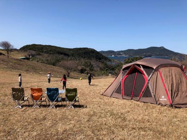 中瀬草原キャンプ場-3