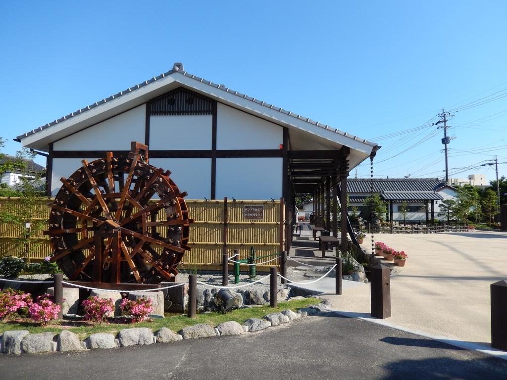 鯉の泳ぐまち観光交流センター 「清流亭」-5