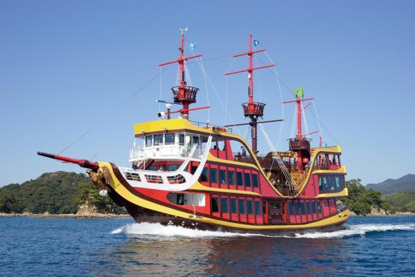 九十九島海賊遊覧船みらい-0