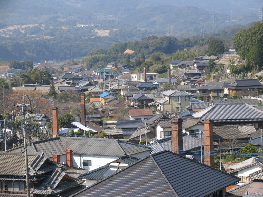 三川内皿山-1