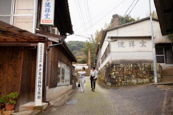 三川内皿山-2