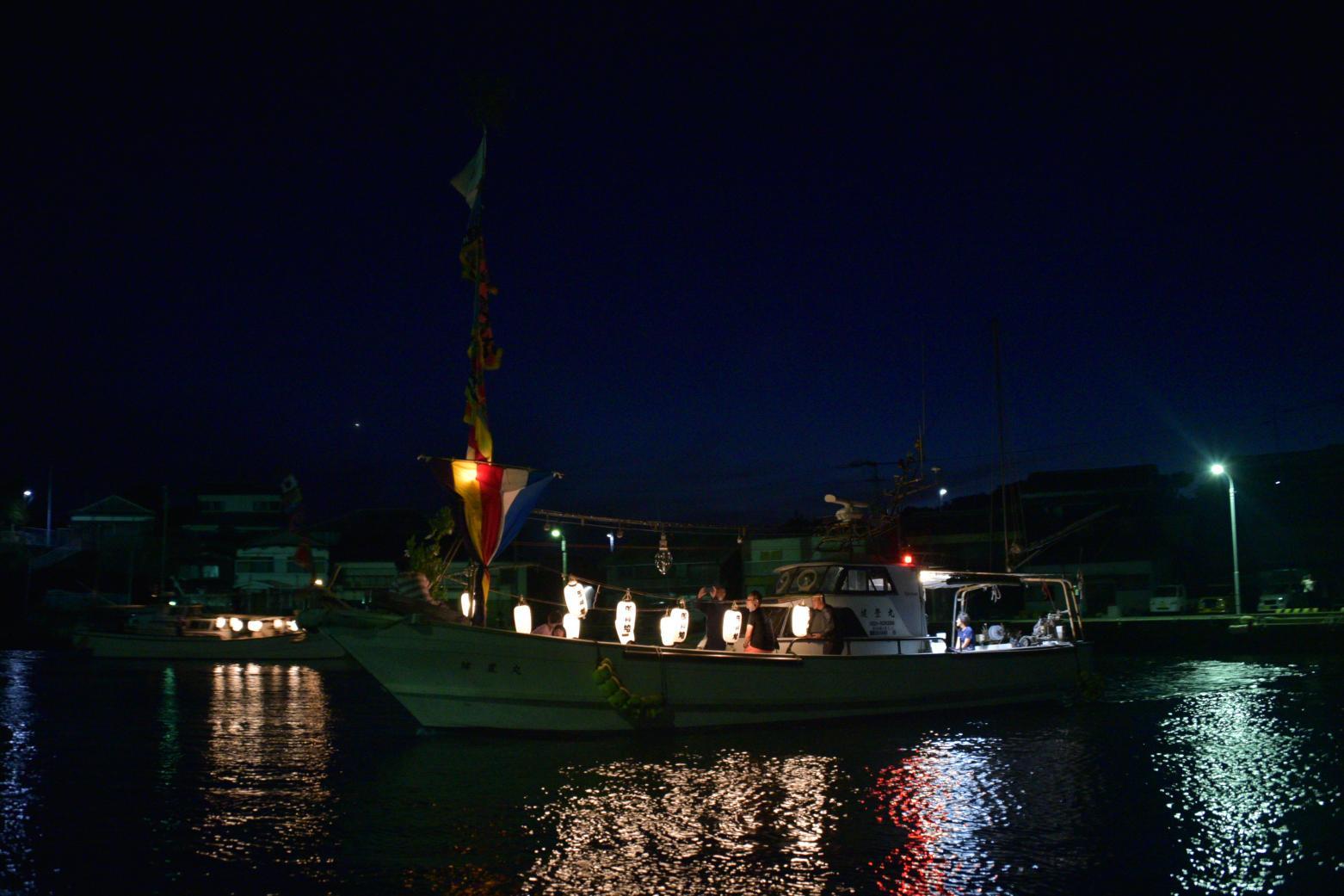 【宇久島】竜神祭(ひよひよ祭)※例年旧暦6月17日開催-1