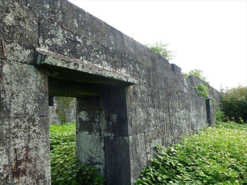富江陣屋の石蔵-1