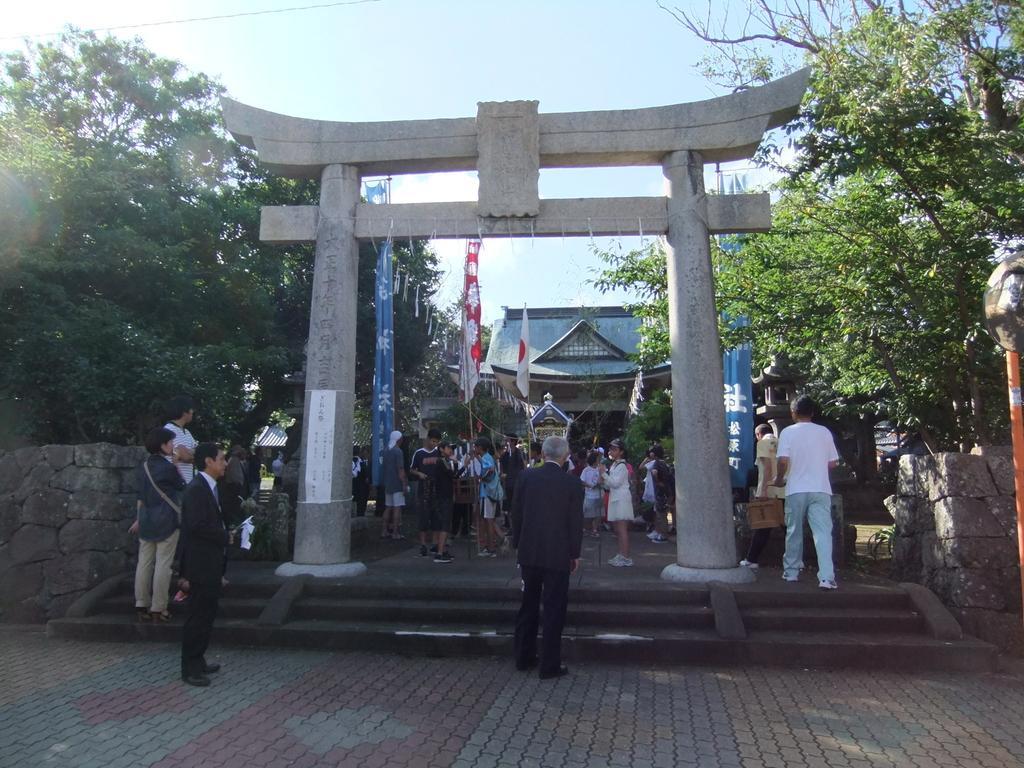 【宇久島】神島神社-1