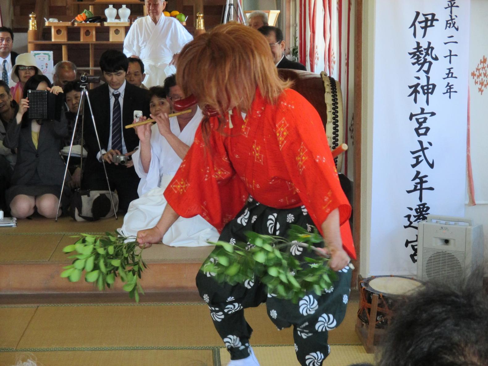 【宇久島】神島神社-4