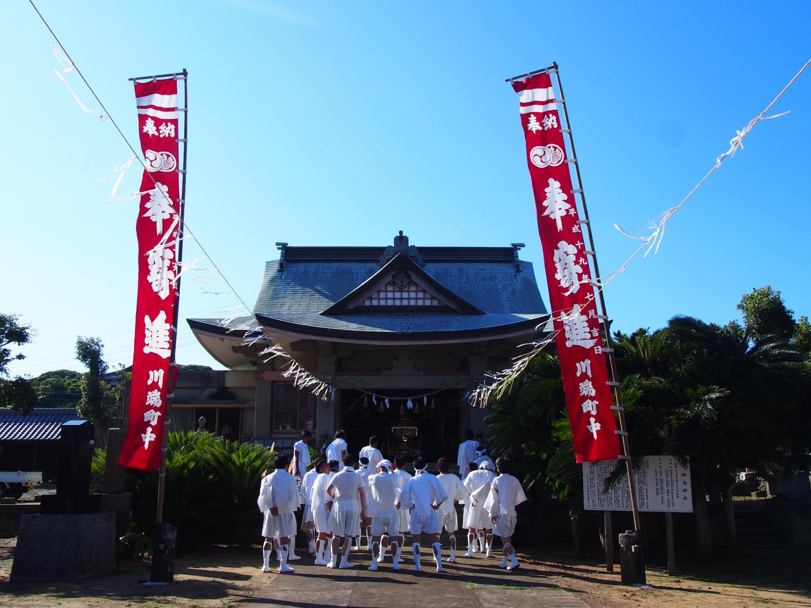 【宇久島】神島神社-5