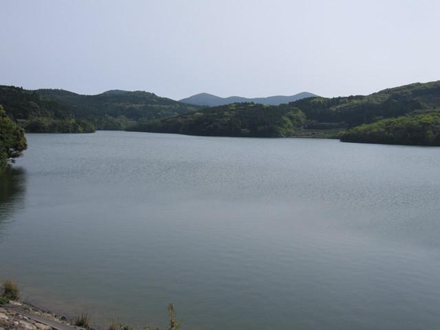 繁敷ダム-1