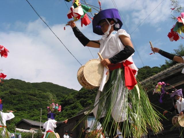 玉之浦カケ踊り-1