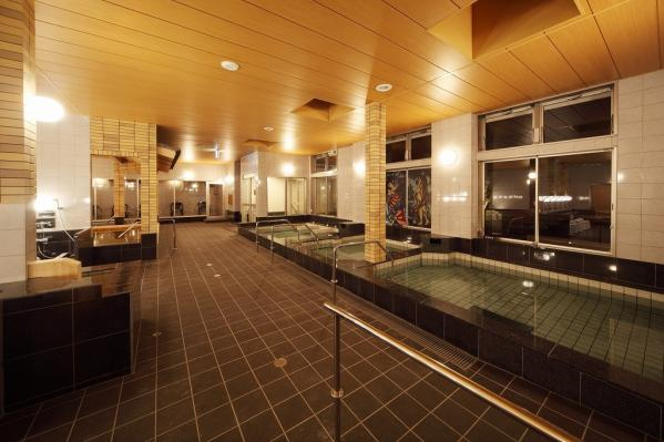 ハウステンボス天然温泉 黄金と水素の湯-0