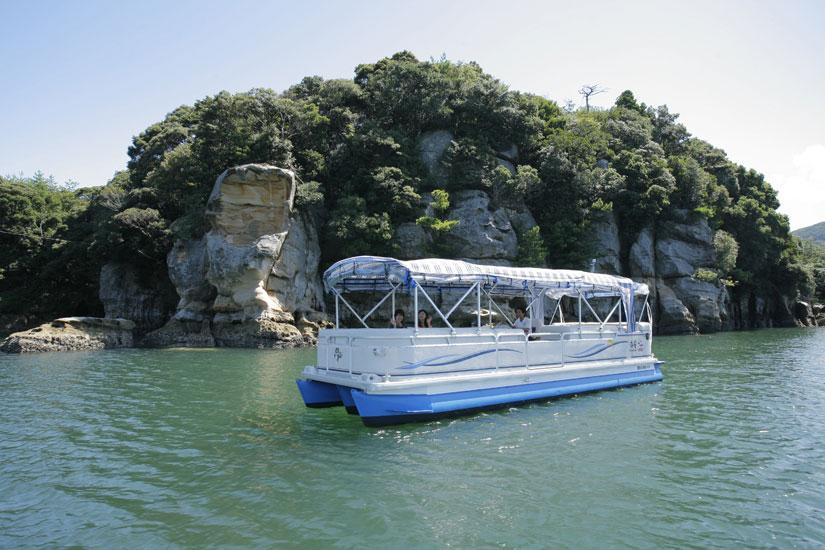 九十九島パールシーリゾート 小型遊覧船「九十九島リラクルーズ」-1