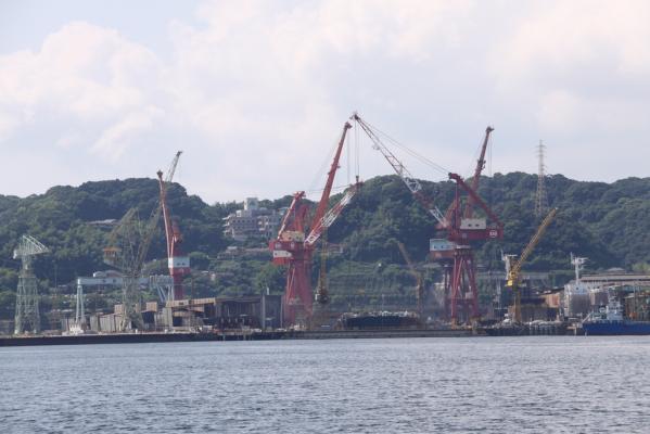 SASEBO軍港クルーズ-4