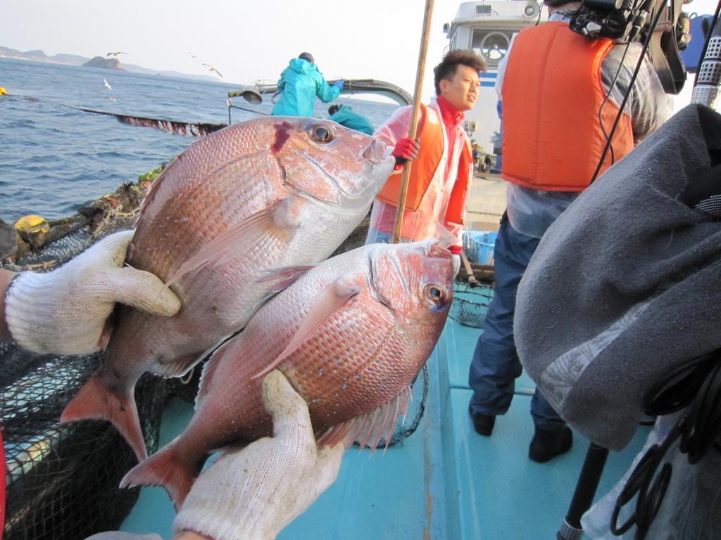 本物漁師体験-2
