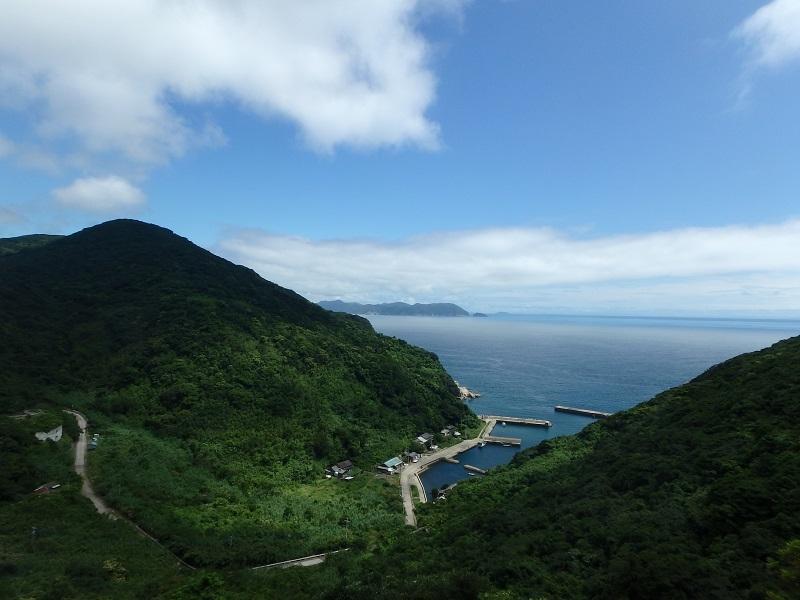 芦ノ浦の眺望-1