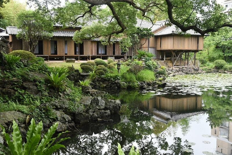 【Day 2】The Former Goto Lord's Residence and Garden-1